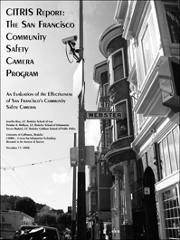 CITRIS Report on CCTV in San Fransisco