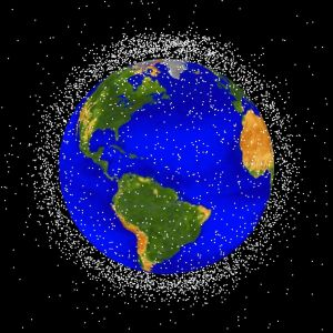 Debris in Low Earth Orbit (NSA Orbital Debris Program Office)