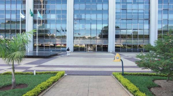 Departemento de Policia Federal, Brasilia