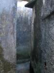 concrete alley