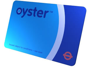 TfL's Oyster card